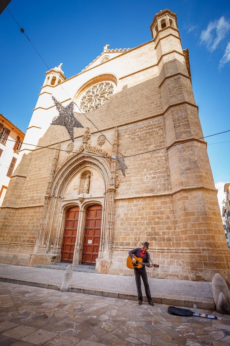 Church Església de Sant Nicolau